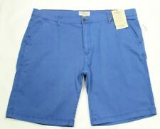 Weatherproof Vintage Men's Short Imperial Blue Stretch Size 40 $59.5