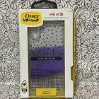 📀 OtterBox Apple iPhone XR Symmetry Clear Case - Purple/Clear