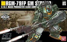 Bandai Hobby Gundam HGUC RGM-79FP GM Striker HG 1/144 Model Kit USA Seller