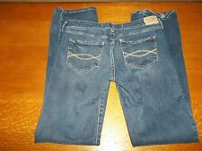 Women's Abercrobie & Fitch Destroyed Low Boot Jeans, Size 28x33