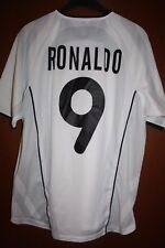 Maglia Shirt Maillot Trikot Maglietta Inter Ronaldo 01 02 Away Trasferta Bianca