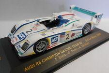 Voitures, camions et fourgons miniatures vert pour Audi 1:43