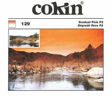 Cokin P129 Graduated P2 Pink Resin Filter in Protective Case - MPN: CP129