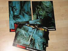 SPOOKIES DIE KILLERMONSTER -6 AUSHANGFOTOS LOBBY CARDS HORROR Twisted Souls