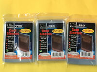 300 ULTRA PRO SOFT TRADING CARD PENNY SLEEVES BASEBALL MAGIC POKEMON NFL NEW