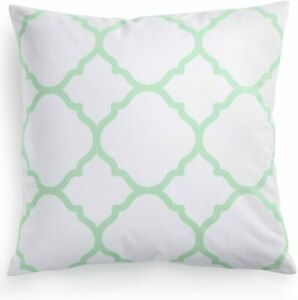 Charter Club Decorative Throw Damask Designs Pillow White One Size