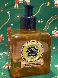 L'Occitane Verbena Shea Extract Hand & Body Liquid Soap 300ml Hand Pump