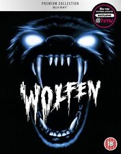 * WOLFEN ( 1981 ALBERT FINNEY ) HMV PREMIUM COLLECTION BLURAY NEW & SEALED *