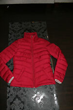 Hollister Ladies Jacket Quilted Jacket Pink Rose Size S New with Label
