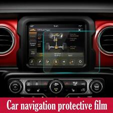 """3pcs 8.4"""" Navigation Touch Screen Protector Film Media Center for 2018 Jeep JL"""