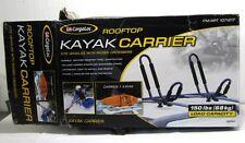 CargoLoc 32544 Rooftop Kayak Carrier 150 LB Capacity