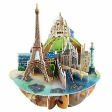 Santoro3D Pop-up Pirouette Greeting Card - Paris