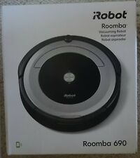 iRobot Roomba 690 680 Vacuum From Pet Free Smoke Free Home. With Extras