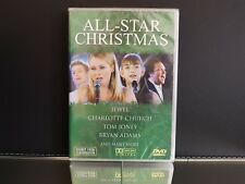 All-Star Christmas Music DVD Video NEW/Sealed