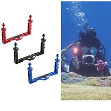Premium Underwater Camera Tray Diving Photography Light Stabilizer Bracket Stand