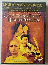 Crouching Tiger, Hidden Dragon (Dvd, 2001) 60% 4+ Dvds + Free Shipping $2 Each