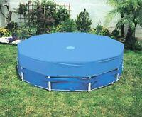 Intex 12' Round Swimming Pool Debris Cover For Metal Frame Models 58411E