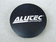 Original ALUTEC Nabenkappen N23 schwarz matt für Alufelgen Nabendeckel N 23