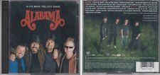 ALABAMA In the Mood Love Songs Collection 2003 [HDCD] Greatest Hits 2 CD Set