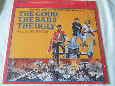 The Good The Bad and The Ugly Soundtrack by Ennio Morricone Vinyl Record LP