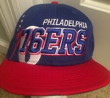 Philadelphia 76Ers New Era Snap Back Hat Cap Hardwood Classics Nba