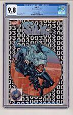 Marvel's Silk #3 Todd Nauck Homage Larry's Comics Variant CGC 9.8