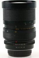 Vivitar Auto Zoom 1:3.5 35-105mm 35mm-105mm