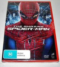 The Amazing Spider-Man--- (DVD,New & Sealed)