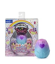 Hatchimals Exclusive RAINBOW 🌈 UNICORN 🦄PARTY  Playset Mystery Pixies MGA LOL