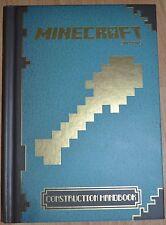 MINECRAFT Construction Handbook by Mojang HARDBACK