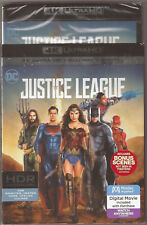 Justice League 4K Ultra HD + Blu-ray + Digital with Slip Cover