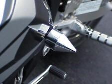 2000-2005 Suzuki GSXR600 GSXR750 GSXR 600 750 CHROME FAIRING SPIKES