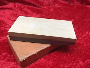 "Vintage Belgian Coticule Razor Hone / Sharpening Stone 5"" x 2-1/2"" x 7/8"" 507gms"