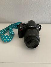 Nikon D D3200 24.2MP Digital SLR Camera - Black (Kit w/ AF-S VR DX G ED 18-105mm