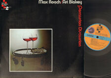 MAX ROACH ART BLAKEY Percussion Discussion 2 LP Gatefold CHESS MASTERS Series