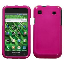 Glossy Hot Pink Hard Case Cover Samsung Vibrant T959