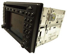 01 02 03 MERCEDES-BENZ Comand Navigation GPS Radio CD Player LCD Display Screen
