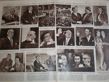 Photo article Labour Party Conference at Scarborough 1958