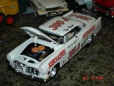 1956 CHRYSLER 300 Stock Car 1:43 Tim Flock #300-A, Highly Detailed