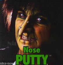 Nose Putty Make up Effects Witch Monster Zombie  Fancy Dress Costume accessory