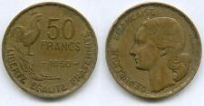 A SAISIR TRES RARE MONNAIE DE 50 FRANCS GUIRAUD DE 1950 @ PETIT TIRAGE @ RARE