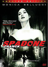 Franck Spadone (Unrated Edition) bRAND nEW dvd Monica Bellucci, W/fREE SHIPPING