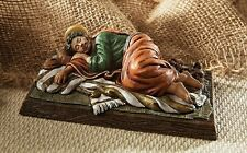 "Sleeping St. Joseph  6"" L Figurine"
