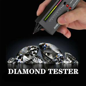 Diamond Selector II Tester & Moissanite Tester Gemstone Jewelry Tool Set w/cases