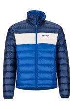 Marmot Surf Arctic Navy Ares Packable Puffer Jacket Ski Coat Men's Large L
