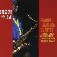 PHAROAH SANDERS QUARTET-CRESCENT WITH LOVE-JAPAN MINI LP CD C75