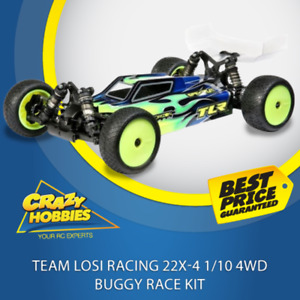 Team Losi Racing 22X-4 1/10 4WD Buggy Race Kit *IN STOCK*