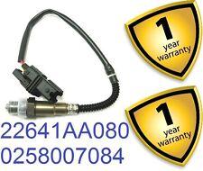 Lambda Oxygen Sensor for Subaru Legacy/Outback III 2.0 2.5 1998-03 22641AA080