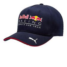 Red Bull Racing F1 Official Adults Teamline Team Peak Cap - 2017