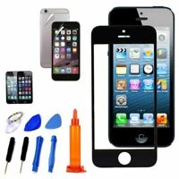 For iPhone 6 7 8 Plus X XR XS Max Replacement Front Screen Glass Lens Repair Kit